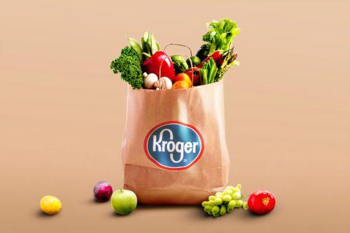 買い物袋と野菜