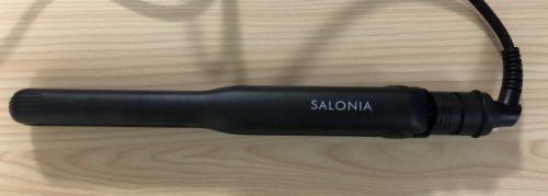 サロニアのストレートヘアアイロン