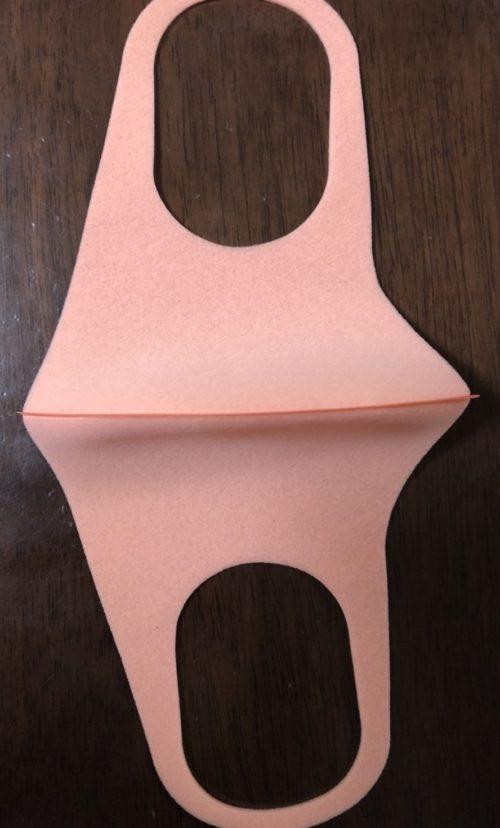 ピッタマスク ピンク